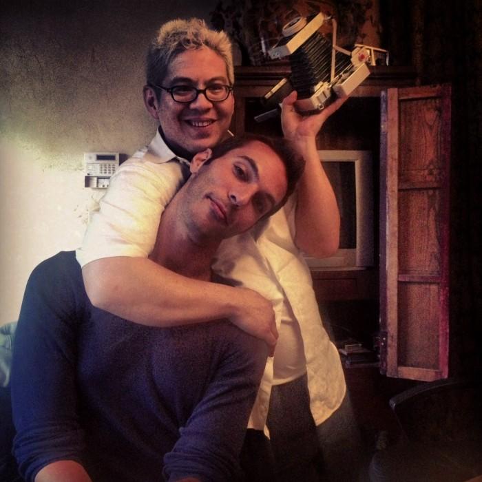 Ari Shapiro - Thomas Lauderdale - Pink Martini - Get Happy