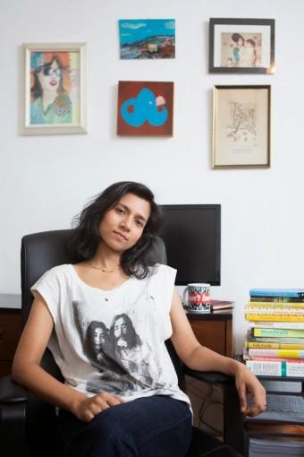 Tanya Selvaratnam - The Big Lie